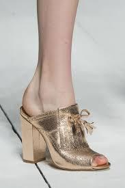 Женская <b>обувь</b> тенденции весна-лето 2017. Мюли <b>Laura Biagiotti</b> ...