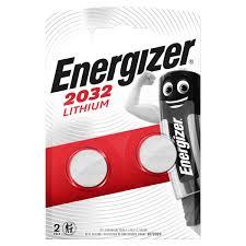 <b>Батарейка</b> литиевая <b>Energizer</b> ENR CR 2032 FSB2, 2 шт. в ...