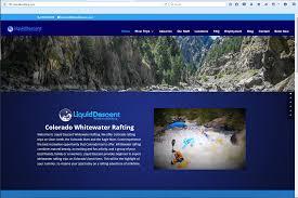 the best website wins part 1 four columns marketing rafting site 1