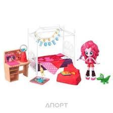 Hasbro Набор <b>мини</b>-<b>кукол Equestria Girls</b> Пижамная вечеринка ...