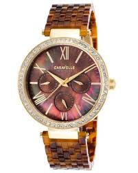On Sale NOW! 48% Off Ladies' <b>Caravelle New York</b> Chronograph ...