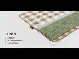 Тонкий матрас <b>Mr</b>.<b>Mattress</b> FreeDream <b>Linen</b> – от 4538 ₽ купите ...