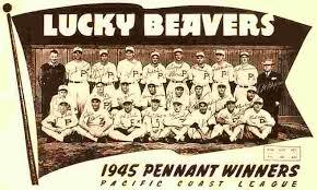 Portland Beavers 1945