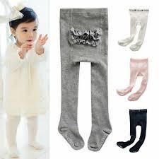 Toddler Baby <b>Kids Girls</b> Cotton <b>Tights</b> Socks <b>Stockings</b> Pants ...