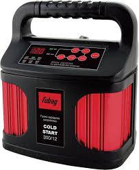 """Отзывы на Пуско-зарядное <b>устройство Fubag</b> """"<b>Cold</b> Start 300/12 ..."""