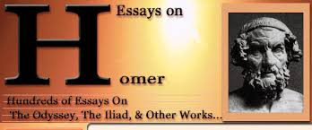 homer   the odyssey and the iliad   essayshomer and the odyssey and the iliad