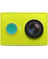 <b>Экшн камера Xiaomi Yi</b> Action Camera 2K Зеленая
