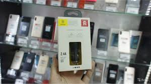 <b>Автомобильное зарядное устройство Baseus</b> 2.4A купить в ...