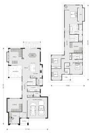 images about Dream Houses on Pinterest   House Design  Home    Another good Plan for a narrow block  Galleria   Our Designs  Gladstone Builder