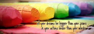 Let Your Dreams Be Bigger - Facebook Covers | Timeline Covers ... via Relatably.com