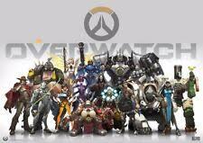 <b>Overwatch</b> Art <b>Posters</b> for sale   eBay