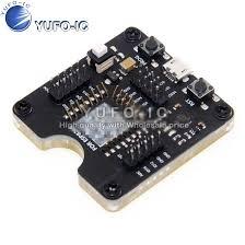 <b>ESP8266 Test Rack Burner</b> One click Download support ESP 12F ...