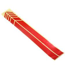 Красные <b>наклейки</b> на боковые <b>зеркала заднего</b> вида для ...