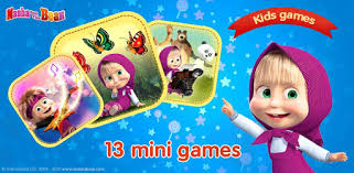 Masha and the Bear <b>Child</b> Games - Apps on Google Play