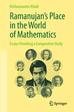 ramanujan    s place in the world of mathematics   essays    ramanujan    s place in the world of mathematics