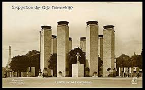 「exposition internationale des arts décoratifs et industriels modernes paris 1925」の画像検索結果