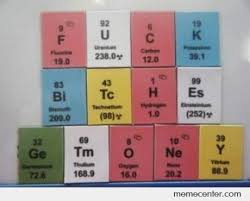 Periodic Table Memes. Best Collection of Funny Periodic Table Pictures via Relatably.com