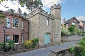 gothic revival style castle tower converted to charming two bedroom home bedroom converted home
