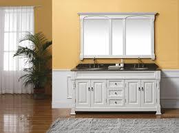 bathroom vanity mirror ideas modest classy: interior bathroom mirror design ideas featuring white ornament