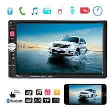 TOSPRA Car Multimedia Player <b>Universal 2 din HD</b> Andriod GPS ...