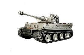 <b>Радиоуправляемый танк Heng</b> Long German Tiger I масштаб 1:8 ...