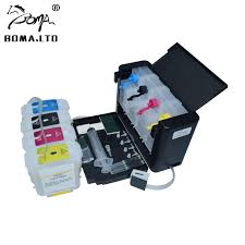 <b>BOMA</b>.<b>LTD</b> Continuous Ink Supply System For HP82 With Reset ...