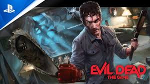 <b>Evil Dead</b>: The Game - The Game Awards 2020: Reveal Trailer ...