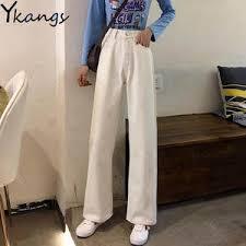 Купите <b>Mom jeans white</b> онлайн в приложении AliExpress ...