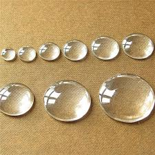 Detail Feedback Questions about <b>10Pcs Clear Glass Round</b> ...