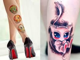 Хочу <b>Пикачу</b> или 20 <b>татуировок</b> для истинных фанатов покемонов