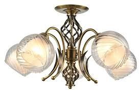<b>Люстра Arte Lamp</b> Dolcemente A1607PL-5AB, E27, 300 Вт купить ...