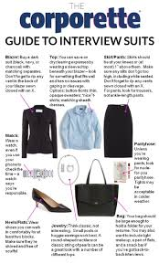 guide to women s suits guide to interview attire for women