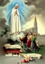 Kết quả hình ảnh cho ngày 13.10 đức mẹ Fatima