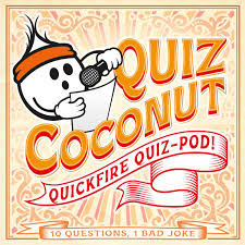 Trivia Weekly - Quiz Coconut's Quickfire Quiz-Pod