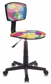 <b>Кресло детское Бюрократ CH-299/ABSTRACT</b> спинка сетка ...