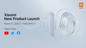 <b>Xiaomi New</b> Product Launch <b>2020</b> - YouTube