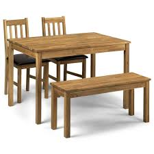 wood dining tables benches design