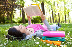 Image result for summer holiday reading