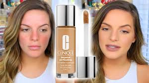 <b>Clinique Beyond Perfecting</b> Foundation & Concealer | First ...
