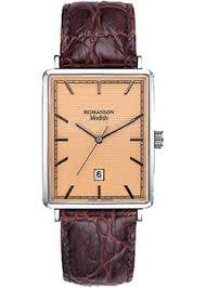 <b>Romanson Часы DL5163SLW</b>(<b>RG</b>). <b>Коллекция</b> Modish | www.gt-a.ru