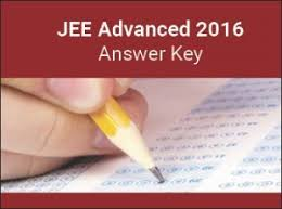 Image result for jee advanced answer key