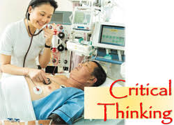 CRITICAL THINKING in Nursing Practice        active  organized  cognitive process used to SlidePlayer