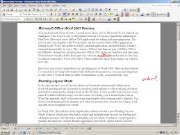 microsoft office word preview office content from supersite this feature alone should make any pen and paper holdouts give it up and go digital for me reading layout mode is the new smart tags a feature that