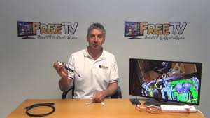 Alcatel One Touch to TV Over HDMI - YouTube