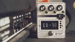 Walrus Audio's Defcon4 returns as the <b>EB</b>-<b>10</b> preamp/EQ/boost ...