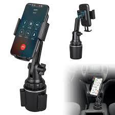 360 Degree Adjustable <b>Car</b> Cup Holder Stand Cradle Mount For ...