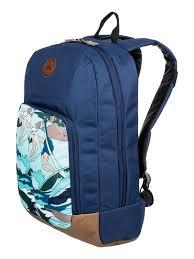 <b>Рюкзак</b> мужской <b>Quiksilver Upshot</b> 22L medieval blue | в Краснодаре
