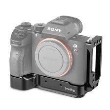 <b>SmallRig L</b>-<b>Bracket</b> for Sony A7III/A7M3/A7RIII/A9 2122 | Digitarvike.fi