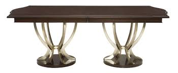 luxe dining table bernhardt d