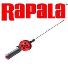 Зимние <b>удочки Rapala</b>
